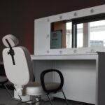console de cabeleireiro