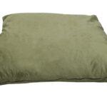 Almofada verde suede