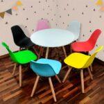 Cadeira infantil eames DKR (12)
