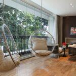 Poltrona Bubble Chair (6)